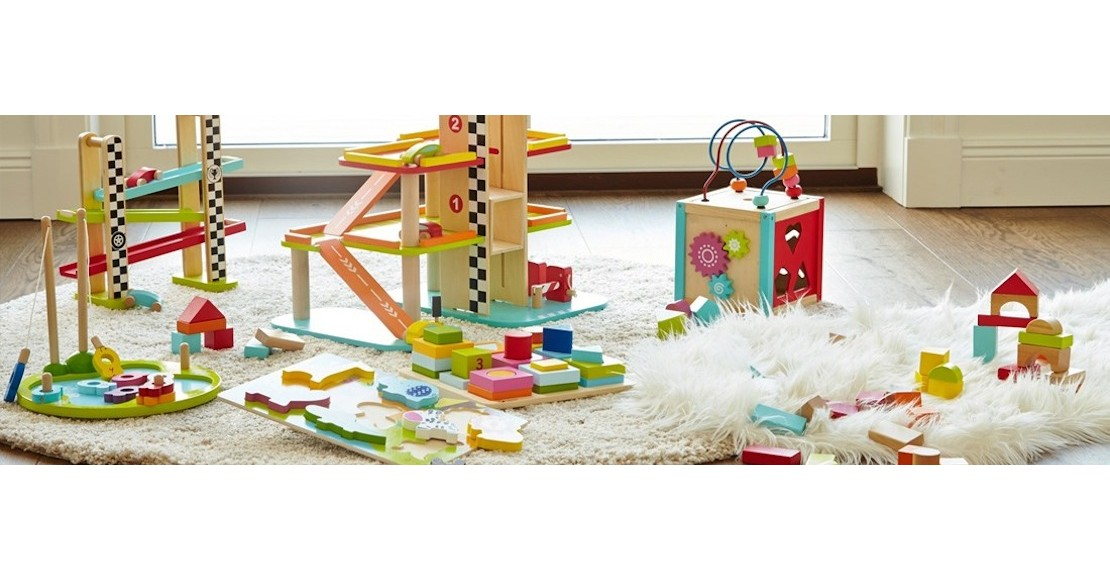Защо да изберем дървена играчка за нашето дете и  какви са ползите от това