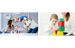 Изградете лесно емоционална връзка с детето си
