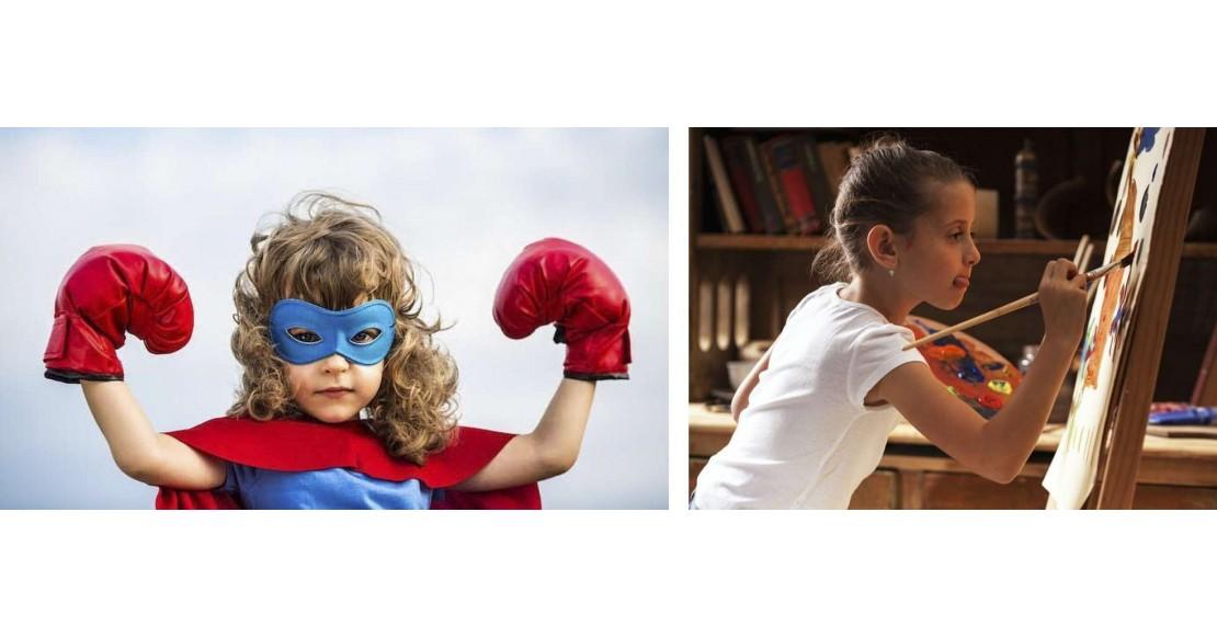 Какъв е скрития талант на Вашето дете?