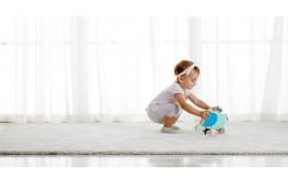 Любимата играчка дава увереност на детето