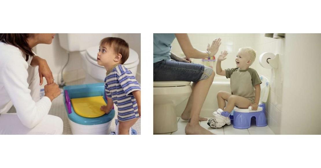 Най-честите родителски грешки по въпроса с гърнето