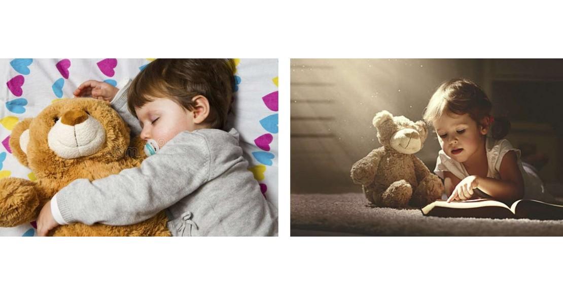 Плюшени играчки - другарчета за сън и игри