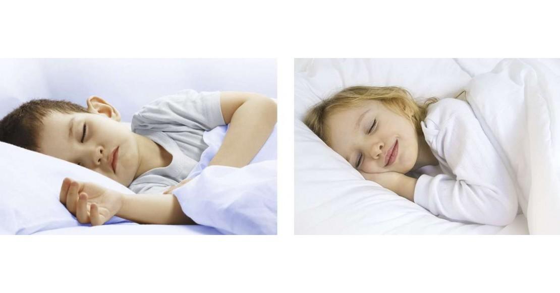 Трикове за лесно детско приспиване - какво трябва да знаем