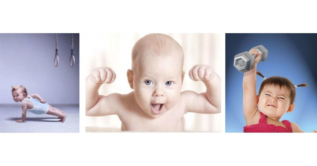 Удивителните неща, на които са способни новородените