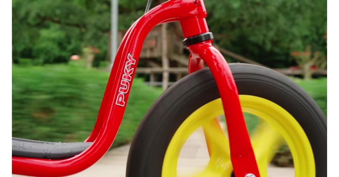 Защо да изберем PUKY за първо колело?