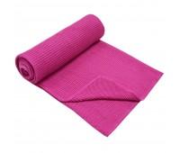 Бебешко одеяло 100% бамбук тъмно розово