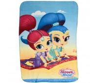 Поларено одеяло - Shimmer & Shine