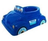 Детско гърне - Кола синьо