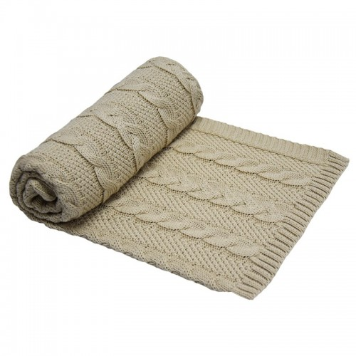 Леко плетено детско одеяло