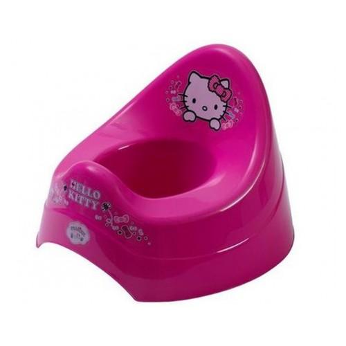 Музикално гърне Hello Kitty розово