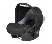 Бебешко кошче за кола Baby Merc Zipy - Черно и сиво