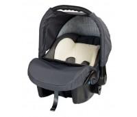 Бебешко кошче за кола Baby Merc Zipy - Сиво