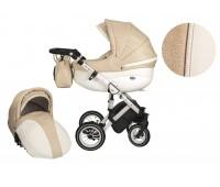 Количка Baby Merc 2 в 1 модел Style бежова