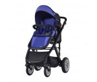 Комбинирана количка 2 в 1 Zooper Flamenco Royal Blue Plaid, кралско синьо