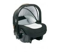Бебешко кошче за кола 3-9 кг, Baby Merc Leo бяло и черно