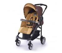 Детска количка, комбинирана Zooper Waltz Khaki Plaid кафяво и бежово
