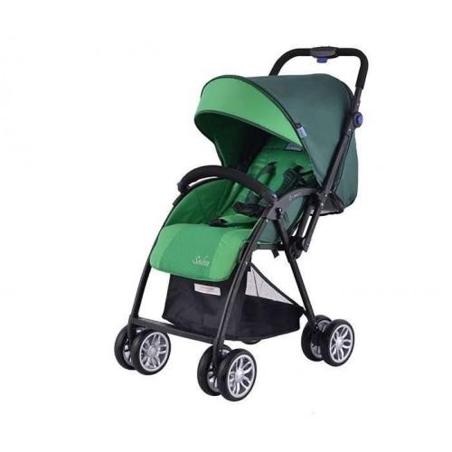 Комбинирана количка Zooper Salsa Apple Green Plaid, зелена