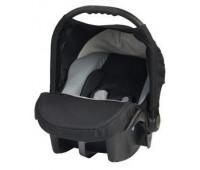 Кошче за бебета за кола Baby Merc Junior Twist черно и сиво