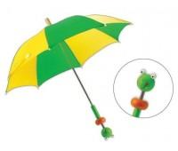 Чадър за деца с жабка