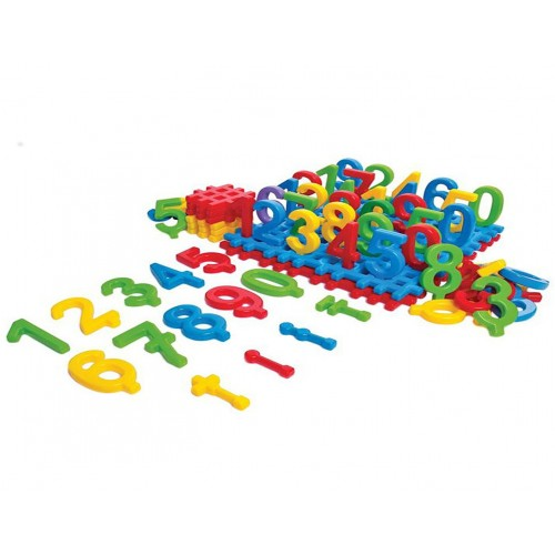Детска образователна игра - Светът на числата
