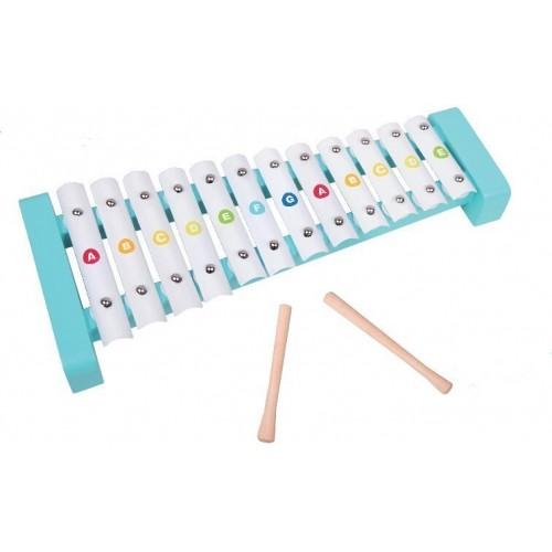 Детски ксилофон с буквички