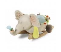 Плюшена люлка - Слончето Дънди