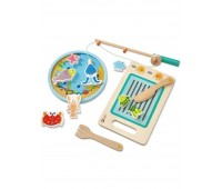 Детска игра налови и сготви риба