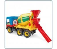 Детска играчка камион бетоновоз