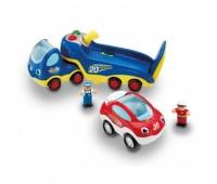 Детска играчка - състезание с Роко