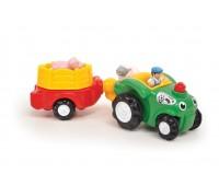 Детска играчка - трактора на Бърни