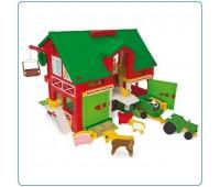 Играчка за деца - Ферма с животни