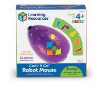 Детска играчка - мишка за програмиране