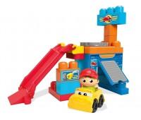 Детски строител - Въртящият се гараж, Mega Bloks