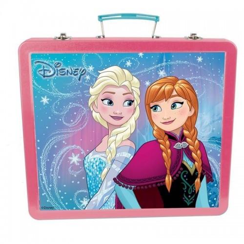 Метално куфарче за рисуване - Замръзналото кралство
