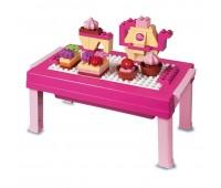 Строител за деца - маса с десерти, Unico