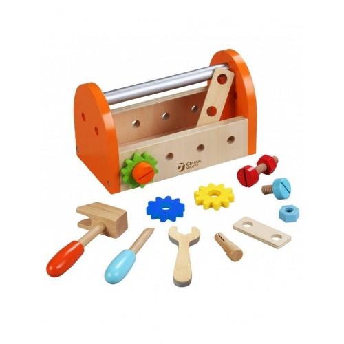 Дърводелски детски комплект