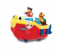 Играчка за къпане - Катера на Томи