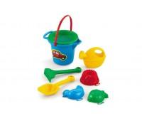 Комплект за игра на плажа ''Смол'' с лейка