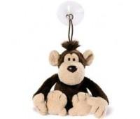 Плюшена играчка - Маймуна с вакуумно закрепване