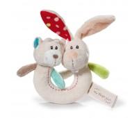 Бебешка играчка Rabbit Tilli & Bear Taps