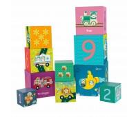 Картонени кубчета за редене - транспортни средства