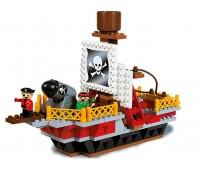 Строител за деца - пирати, Unico
