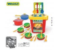 Детска печка с аксесоари - 31 елемента