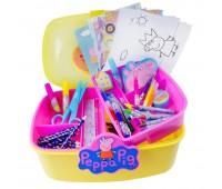 Детски комплект за рисуване, Peppa Pig