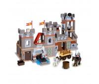 Детски конструктор - замък, Unico