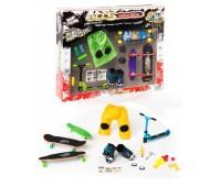 Играчка за пръсти - пълен пакет Grip & Tricks