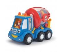 Детска играчка – Бетонобъркачката Майк