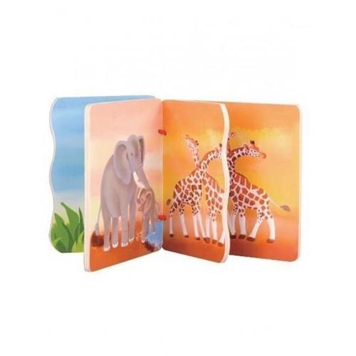 Детска книжка с животни