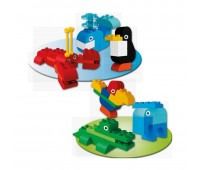 Детски конструктор - животни, Unico