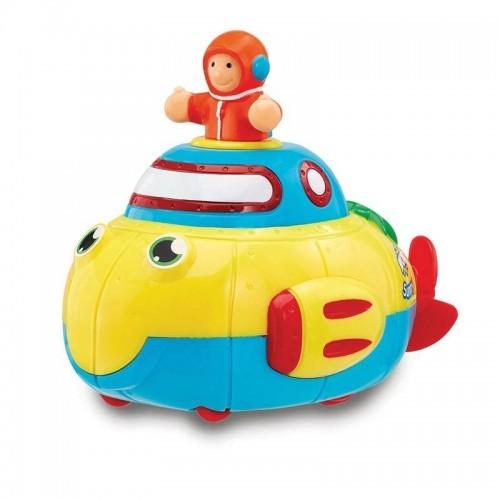 Играчка за къпане - Слънчевата подводница